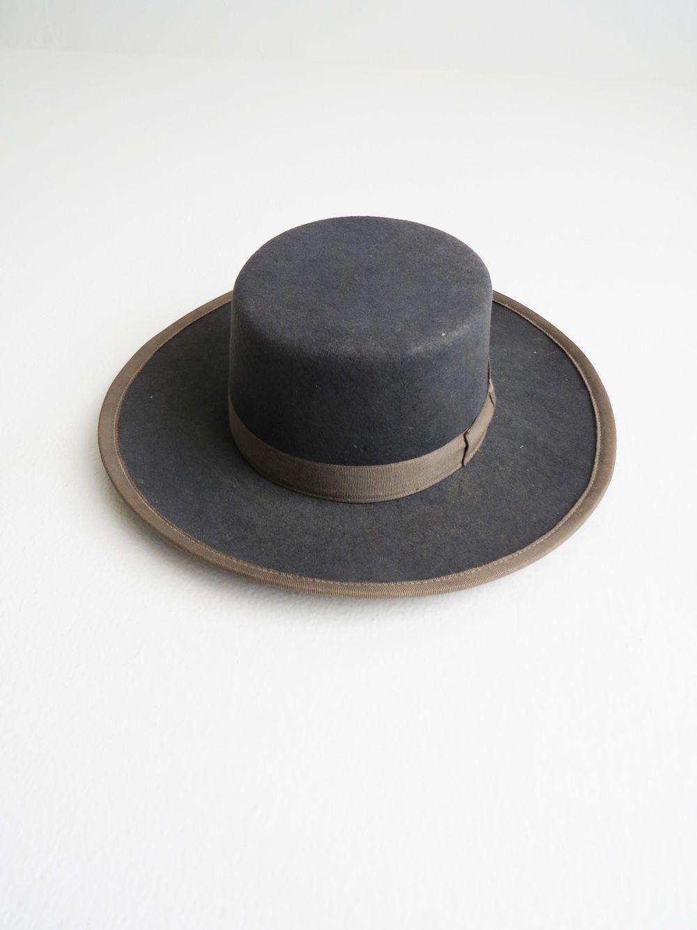 4c70f28fda75a Granada Bolero Hat // 1950's Spanish Bolero Hat SOLD | A R C H I V E ...