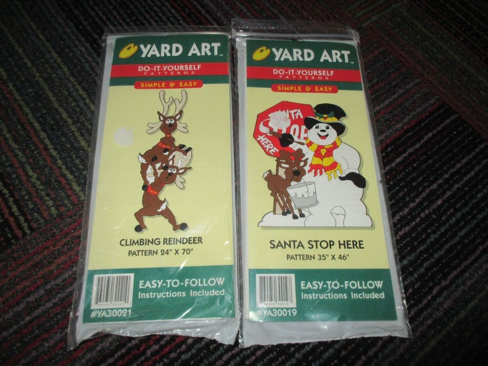 New lot of 2 yard art do it yourself patterns christmas theme new lot of 2 yard art do it yourself patterns christmas theme snowman solutioingenieria Images