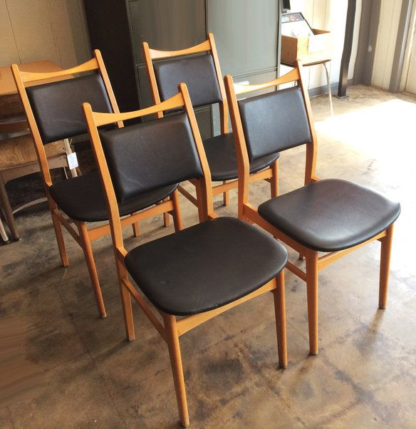 Loading With Images Midcentury Modern Dining Chairs Dining