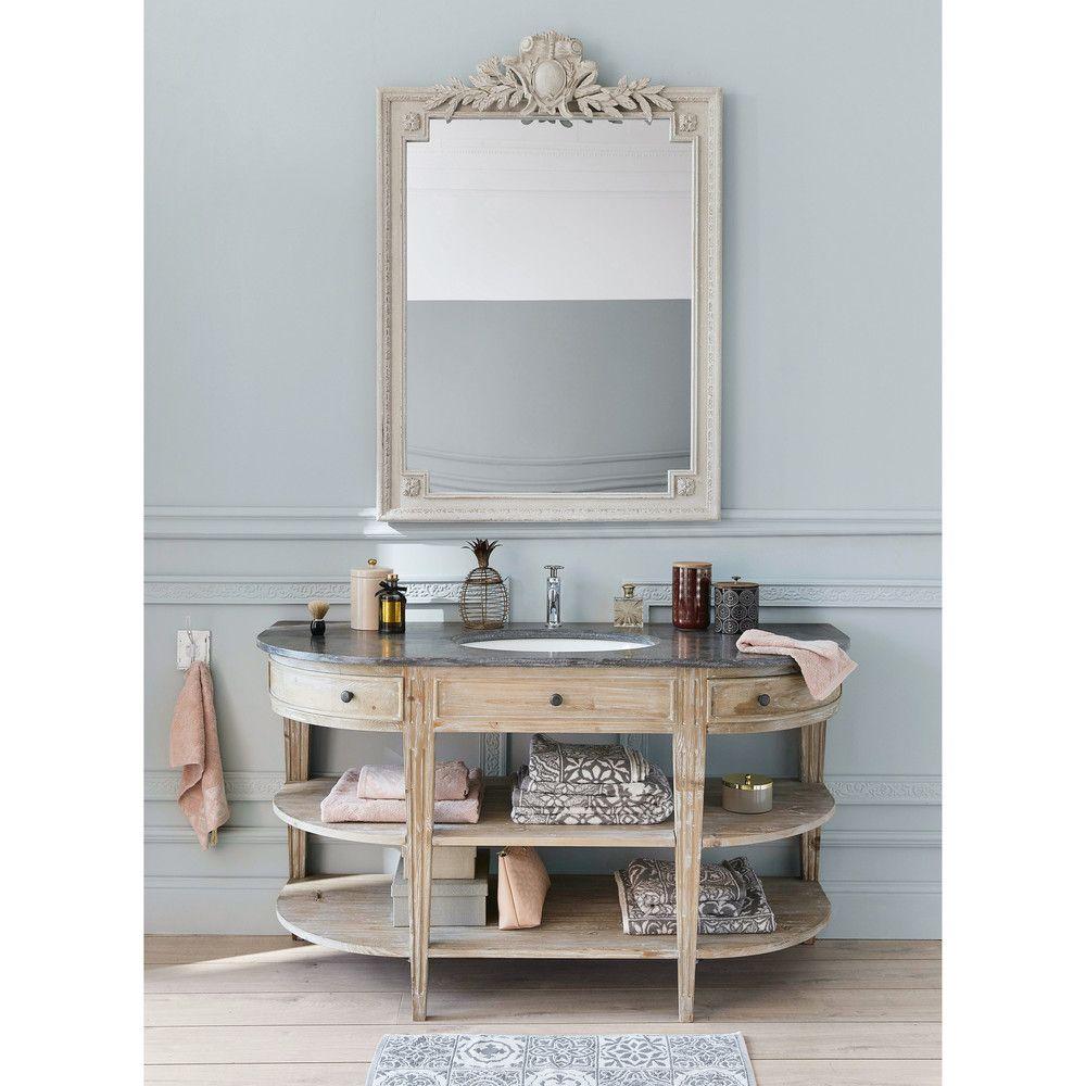 Mobili Da Bagno Maison Du Monde.Mobili Per Il Bagno Drawers Single Sink Double Vanity