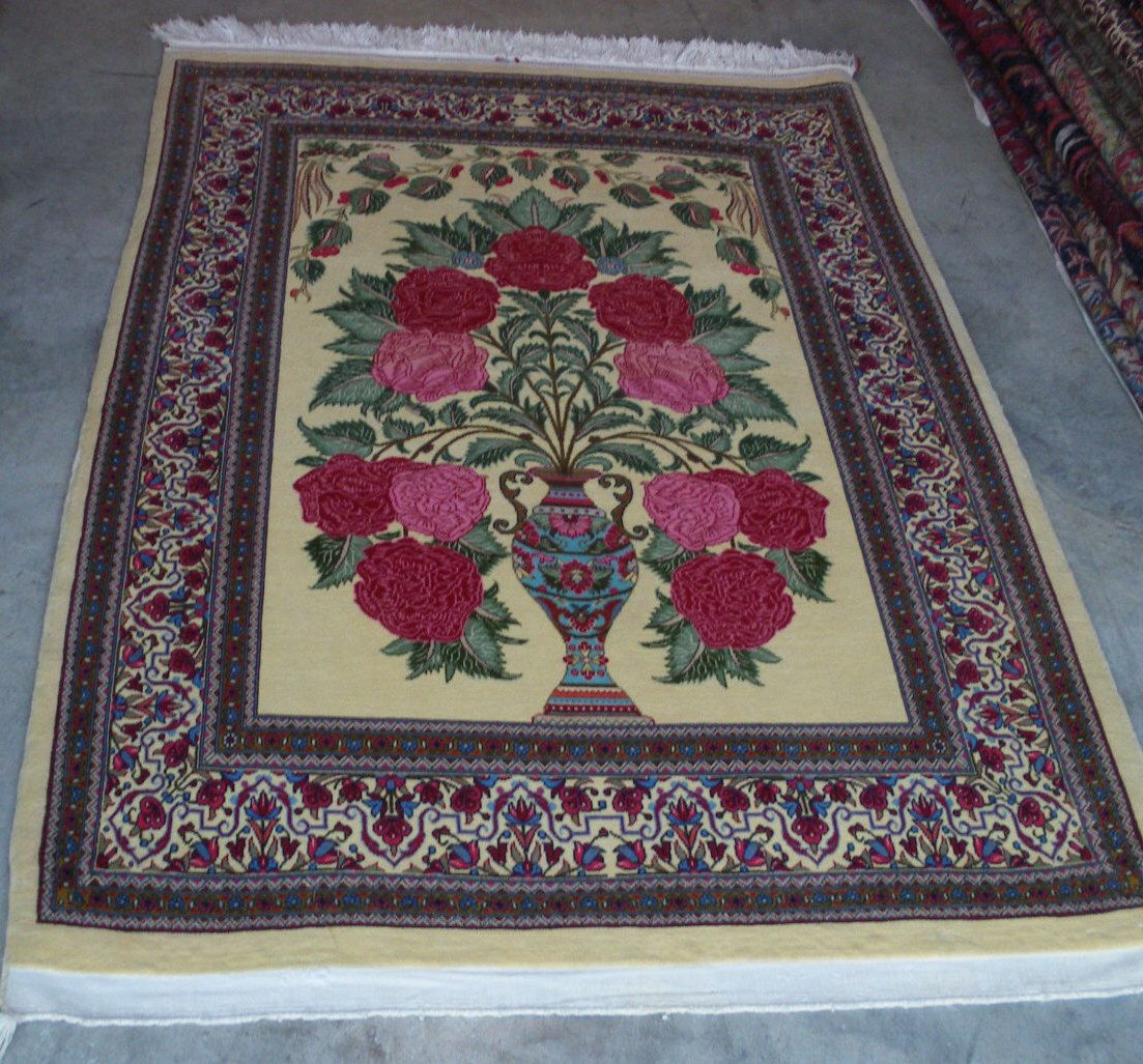 A personal favorite from my Etsy shop https://www.etsy.com/listing/266855724/valentines-day-gift-handmade-persian-qum