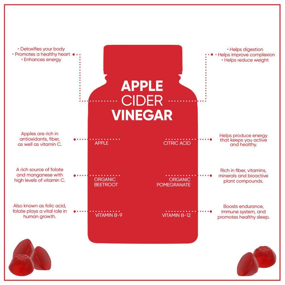 goli apple cider vinegar gummy review in 2020 | apple cider