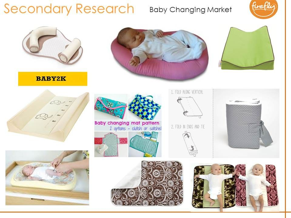 To see what can be improved upon with a general baby changing mat, I