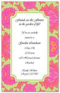 invites lunch invitation invitation