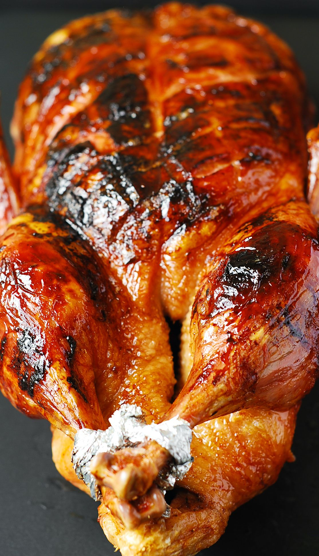 How to roast a whole duck - step-by-step photos