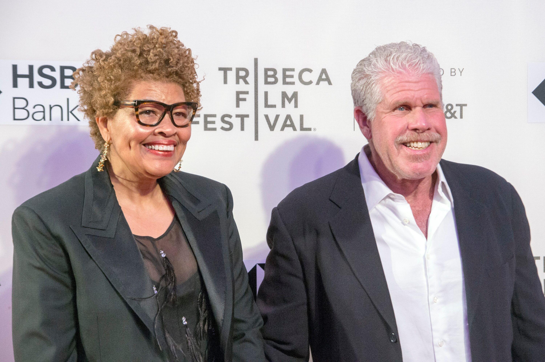 FOX NEWS Ron Perlman's wife responds to stars divorce