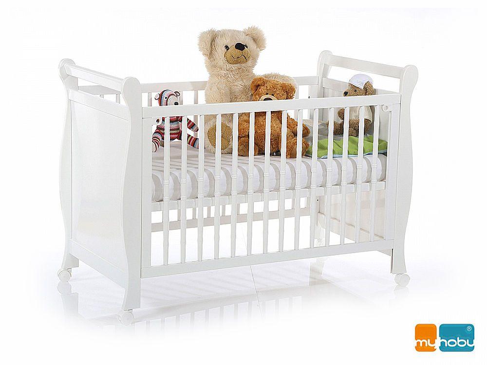 tony gitterbett babybett bett f rs kinderzimmer buche massiv weiss 120x60 cm baby pinterest. Black Bedroom Furniture Sets. Home Design Ideas