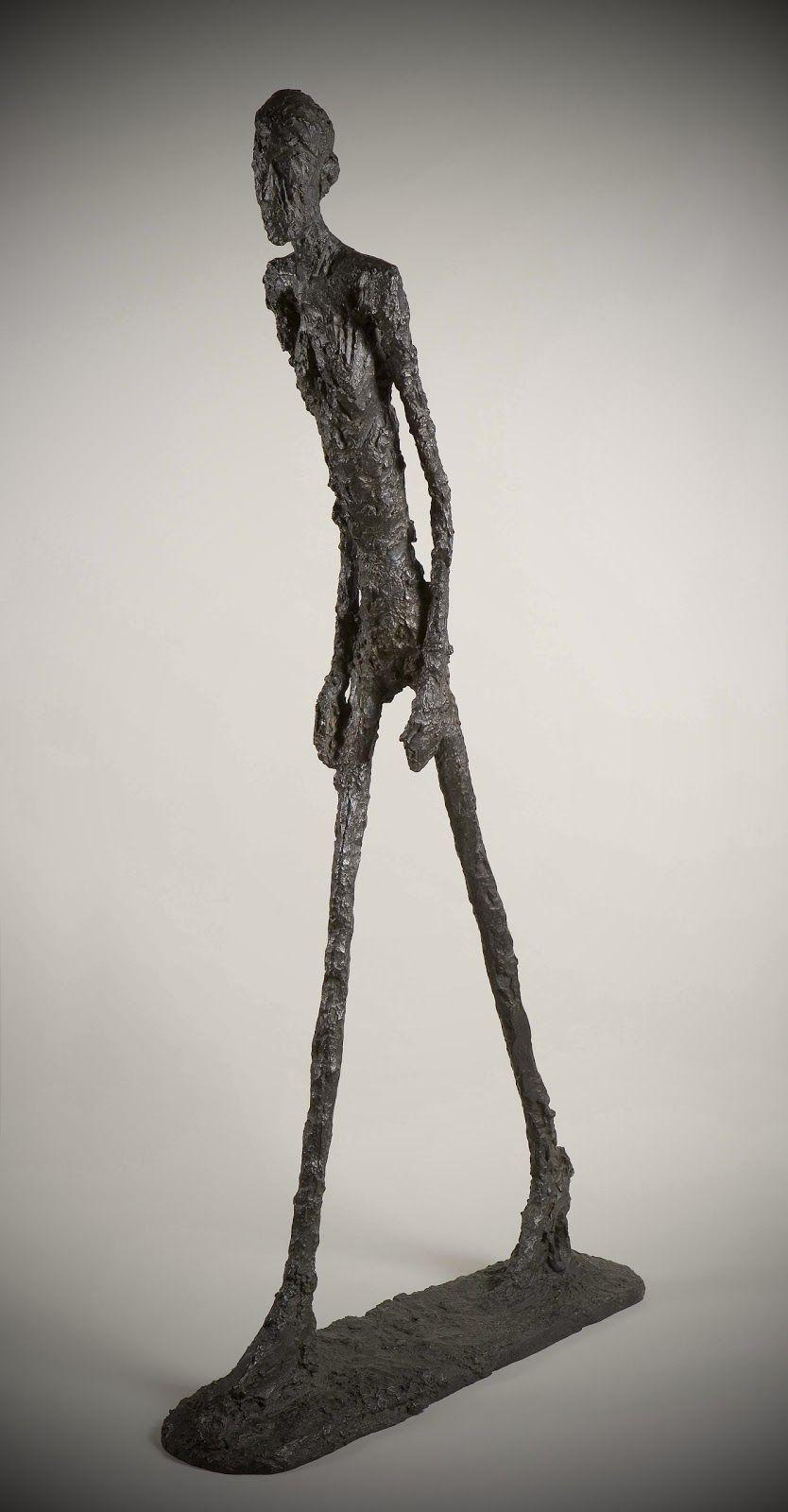 Alberto Giacometti L'Homme qui marche I 1961 ...