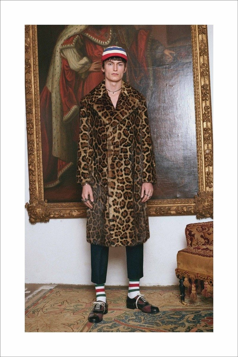 5 reasons why everyone loves Gucci Men's Cruise 2017 Brief analysis of its lookbook