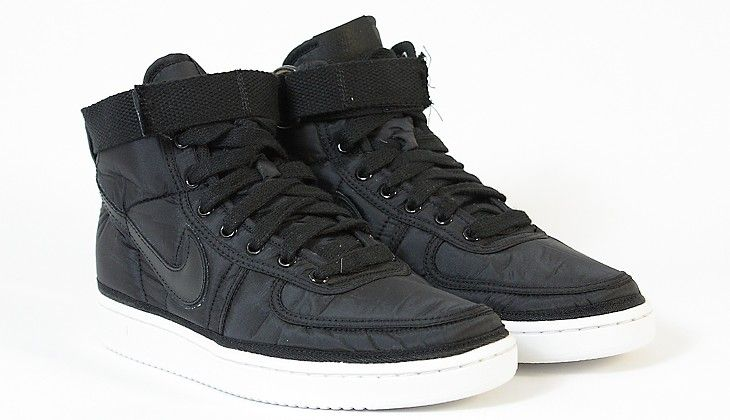 new style d152f 6aaee Nike Vandal High Black Nylon White
