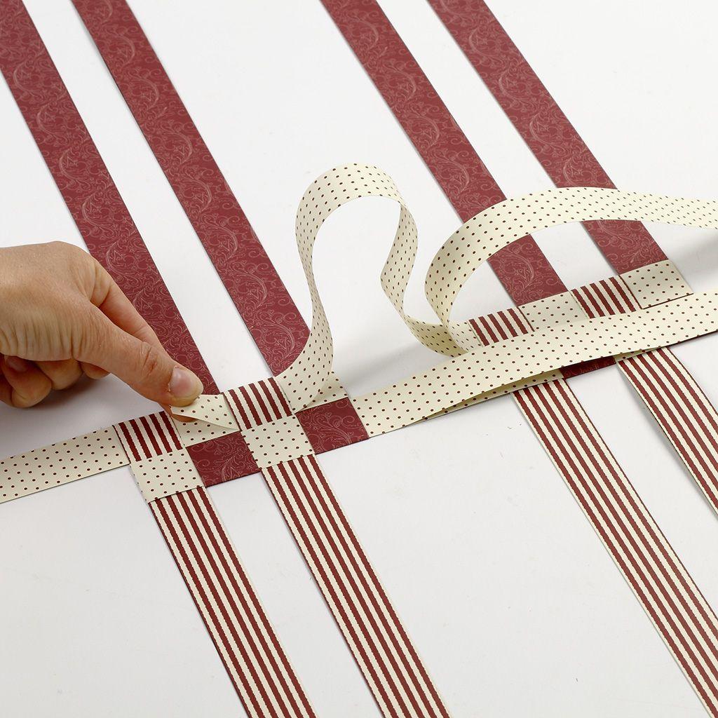 Weihnachtsdekoration aus Papier |DIY Anleitung