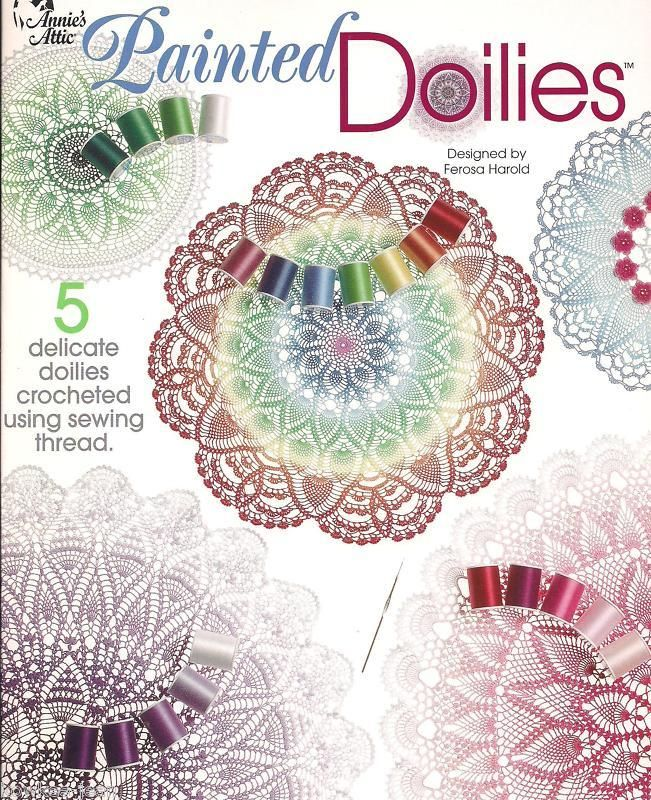 Free crochet doilies patterns, Free coaster crochet patterns ...
