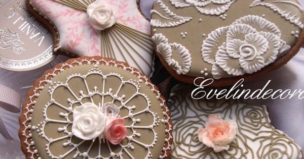 Cookies and Antiques on Pinterest | Crafty:::Concoctions