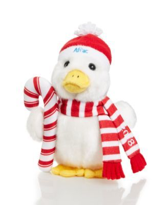 Spot Holiday Snowball With Hat Plush Dog Toy Petsolutions