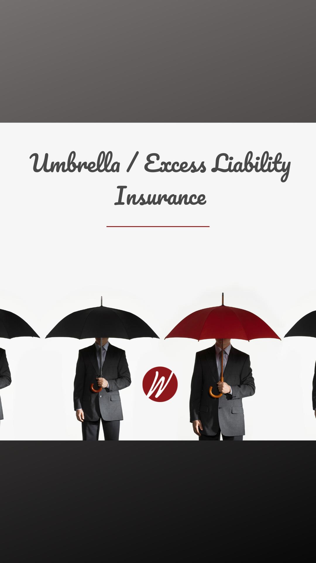 Umbrella Insurance in 2020 Umbrella insurance, Group