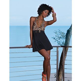 Model Rachal Prince Keoki Swimdress By Inches Off 174 From