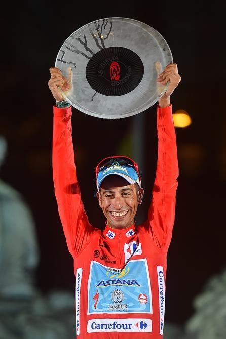 2015 Vuelta a Espana winner Fabio Aru (Astana) (Tim de Waele/TDWSport.com)