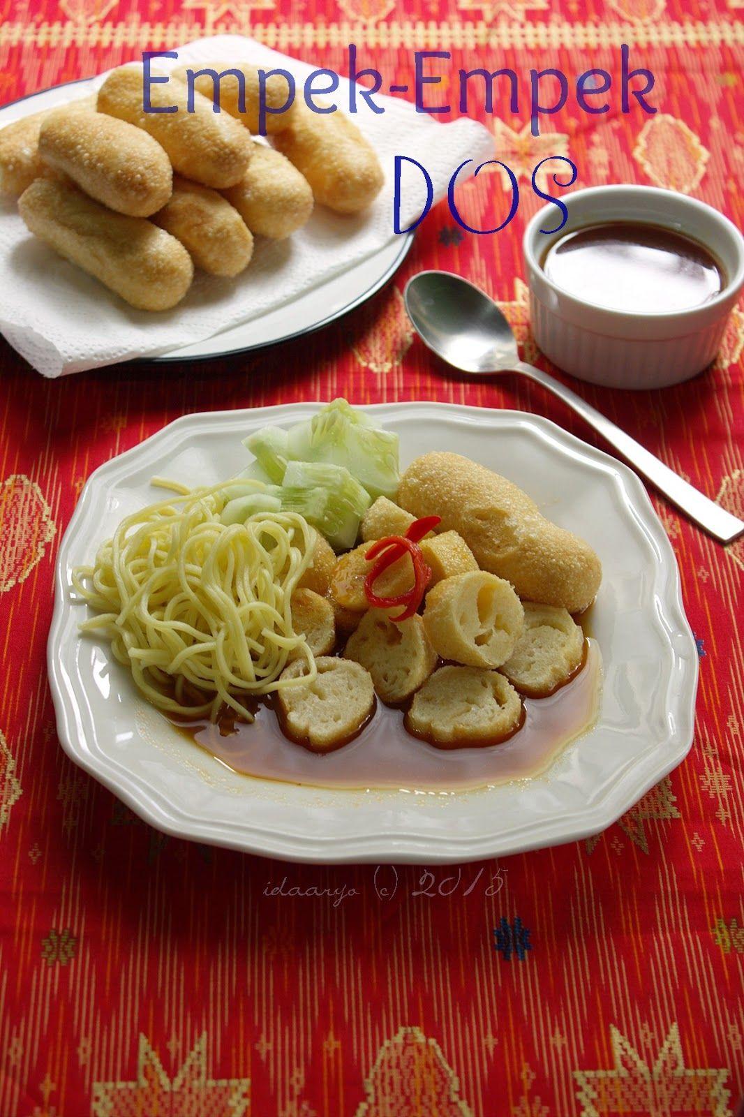 Ida S Homemade Empek Empek Dos Empek Empek Tanpa Ikan A La Widy Resep Makanan Resep Masakan Asia Resep Masakan