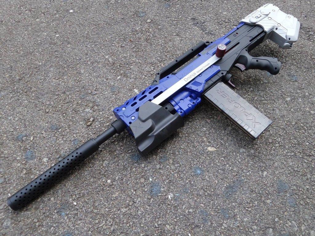 Guns · xplorer nerf longshot nerf attachments