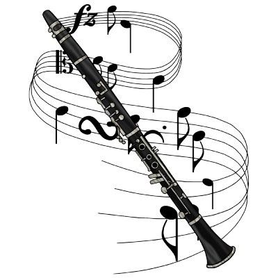 Marching Band Clipart Clarinet clarinet poster by nak...