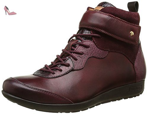 Lagos 901 I16, Sneakers Hautes Femmes, Noir (Black), 38 EUPikolinos