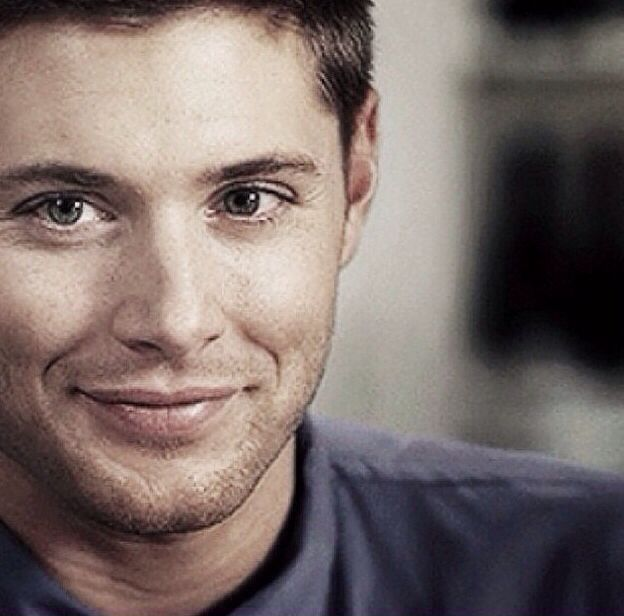 Jensen is so adorable