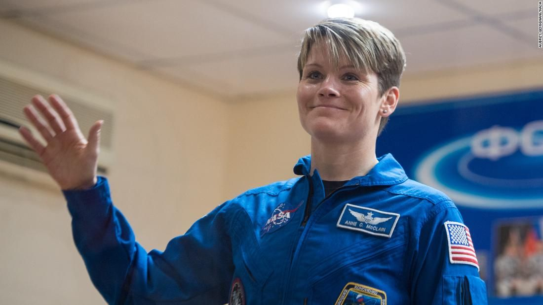 New York Times Astronaut accessed estranged spouse's bank