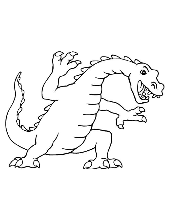 Dragon | Dragon coloring page, Coloring pages for kids ...