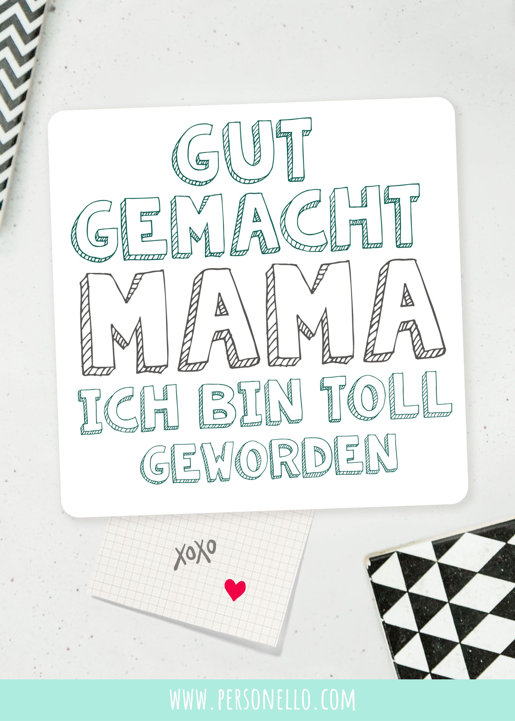 Mag| Sprüche & Zitate | Birthday, Twin birthday und Magnets