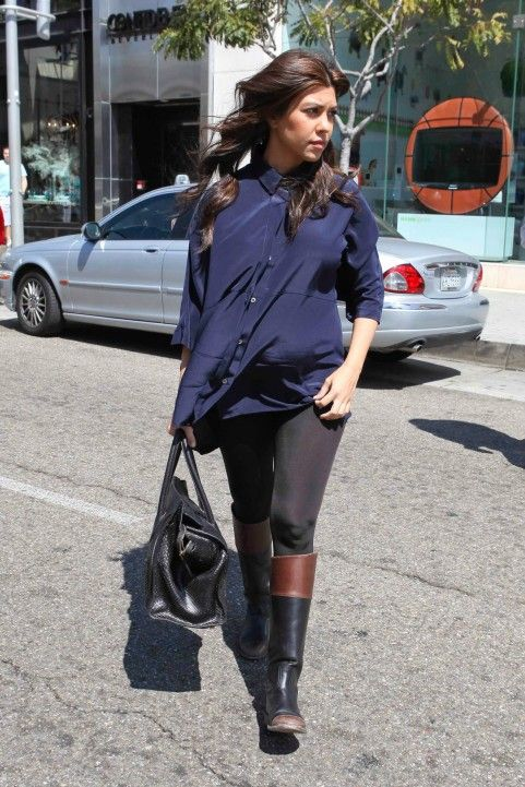 kourtney kardashian street style 2012 wwwpixsharkcom