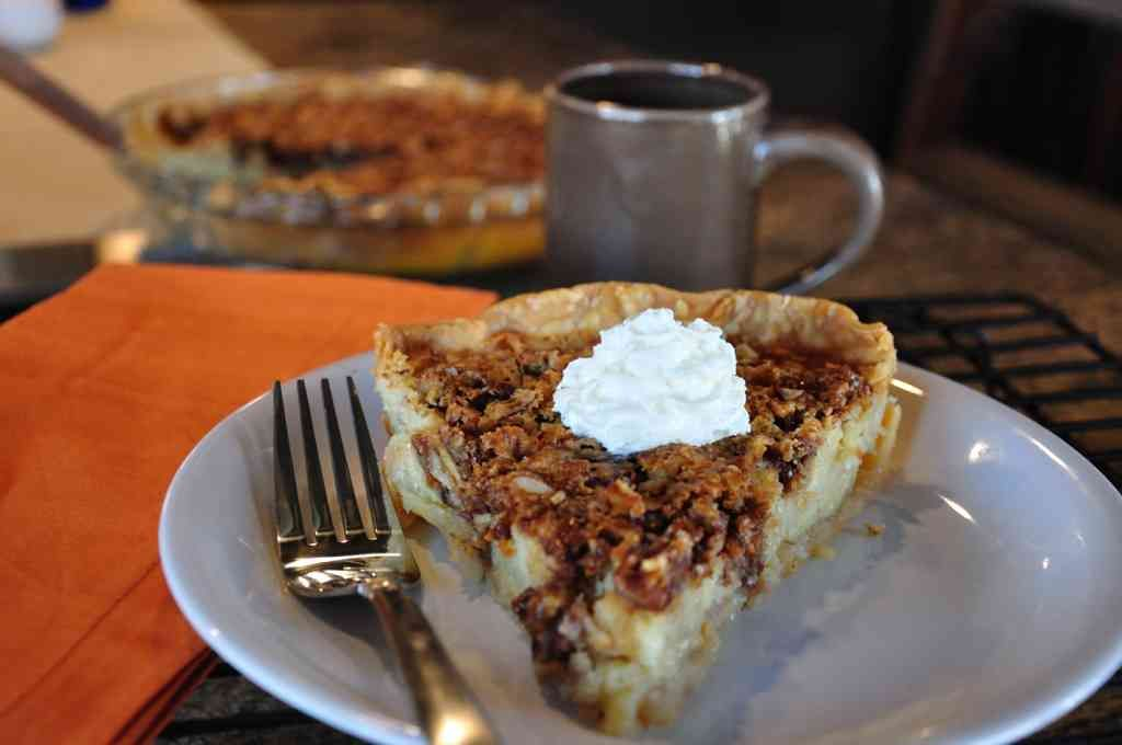 Pecan Buttermilk Pie Delish Arwomenbloggers Seasoning Recipes Dessert Recipes How Sweet Eats