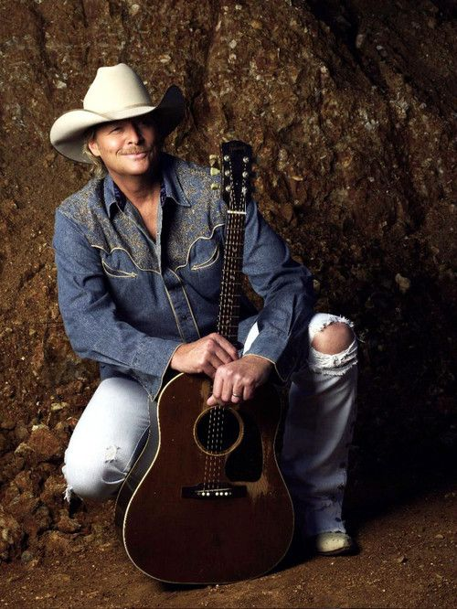 Alan Jackson I Have So Much Respect For Alan And The Music That