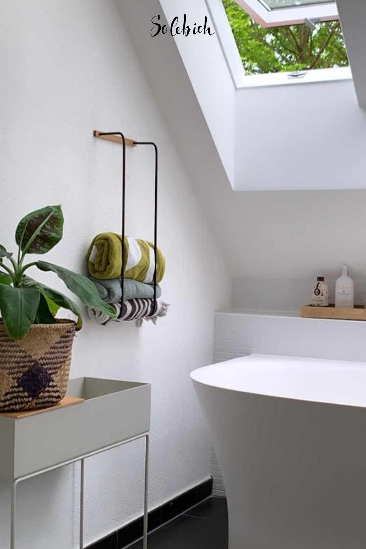 Schone Ideen Fur Dein Badezimmer In 2020 Badezimmer Klein Regal Bad Kleine Bader