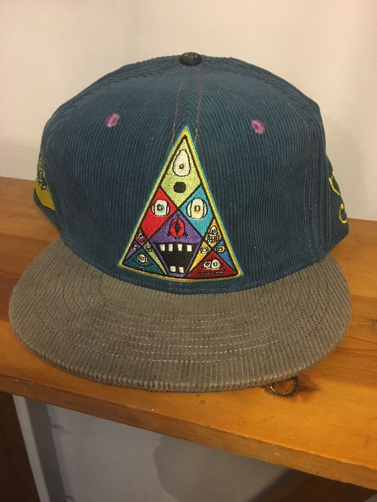 804c502f61ef3 Grassroots California Corduroy Monster L XL SnapBack  fashion  clothing   shoes  accessories  mensaccessories  hats (ebay link)