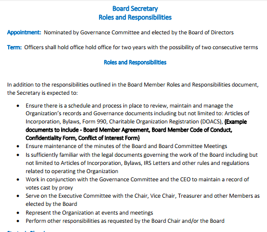 Board Of Directors Agreement Sample Board Of Directors Rental Agreement Templates Agreement