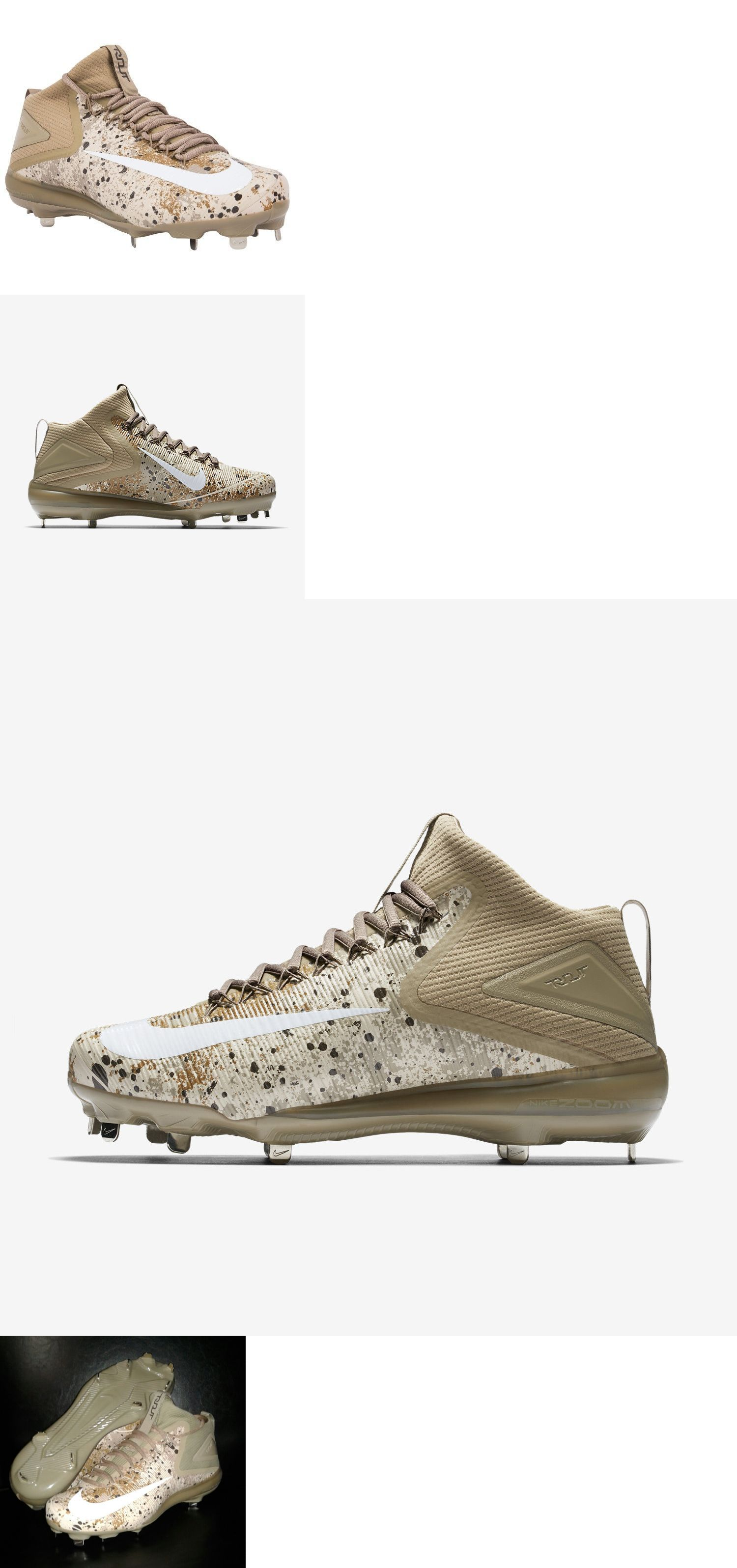 Mens 159059: Men S Nike Zoom Mike Trout 3 Salute To Military 2017 Baseball  Cleats
