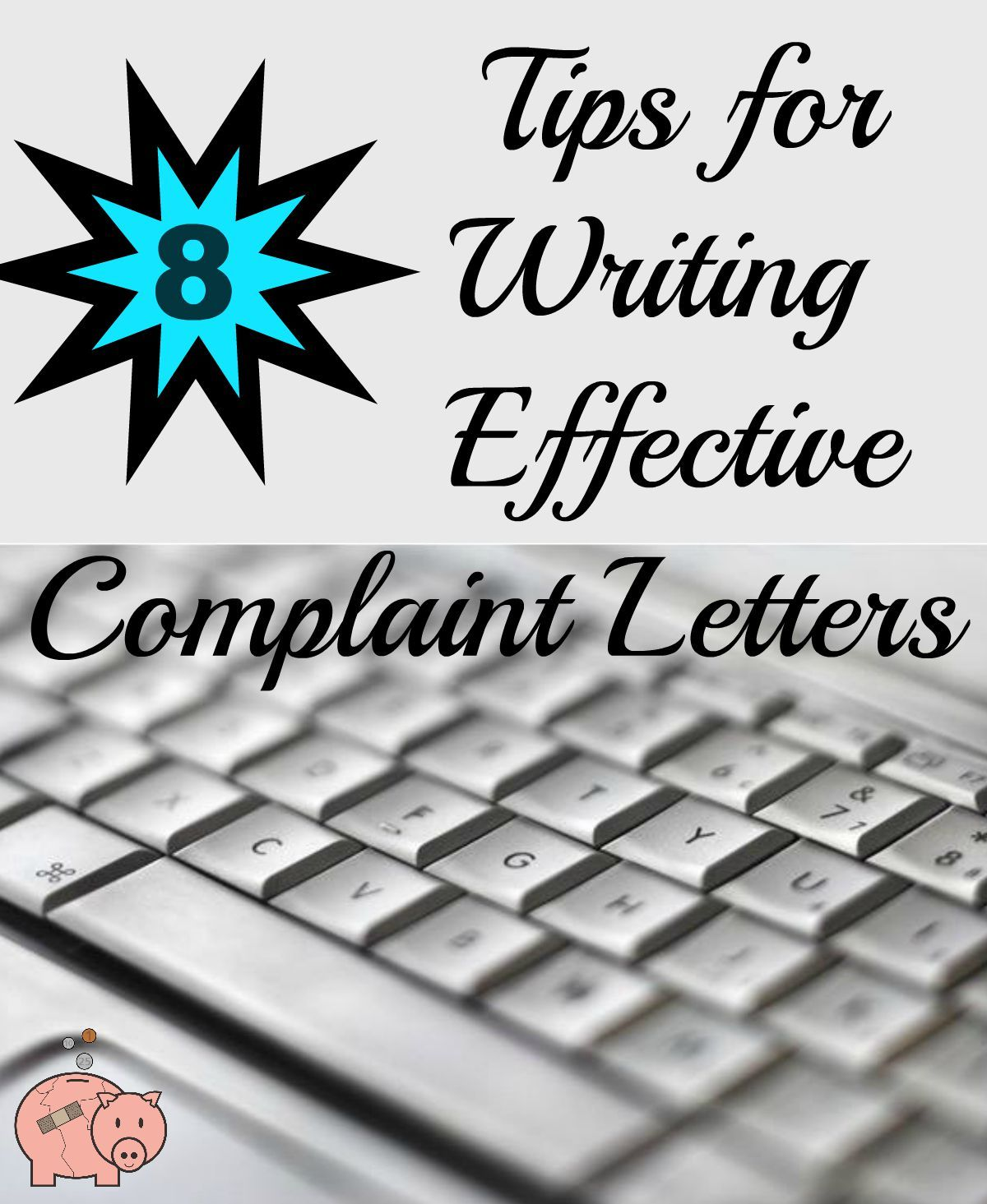 Tips For Writing Effective Complaint Letters  Letters  Emails