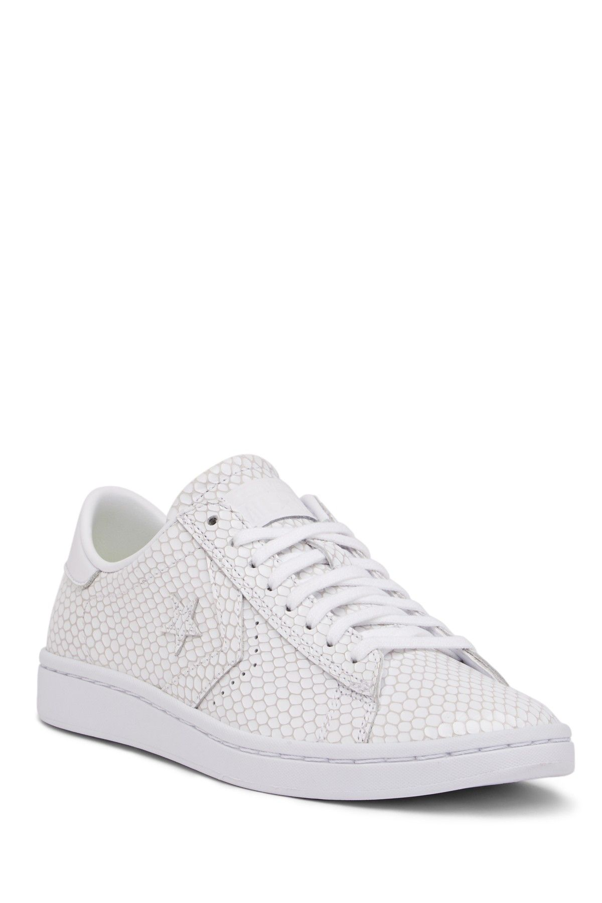0ce5d23bae2 PL LP Snake Embossed Leather Oxford Oxford Sneakers