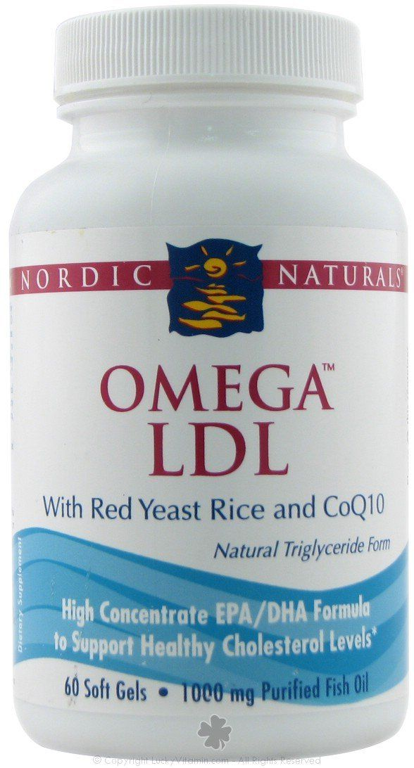 Omega-3 LDL -See How To Lower Cholesterol Naturally At