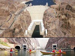 Black Canyon Hoover Dam Kayak Tour