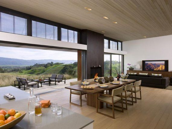 Open Concept Homes Modern Open Concept House Plans Design