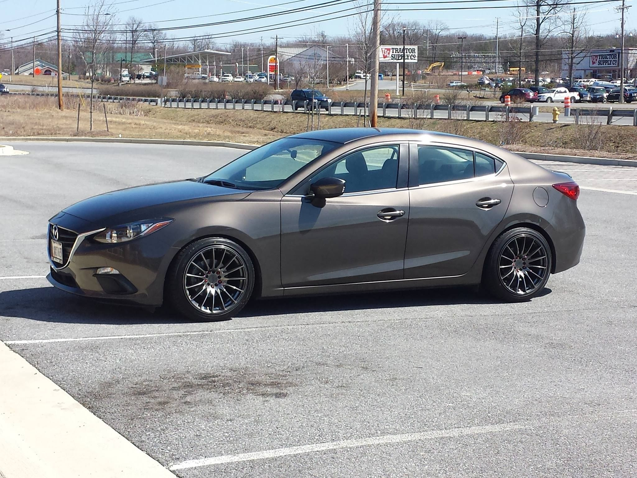 Mazda 3 Forum >> The Official 3rd Gen Wheel And Tire Picture Thread Page 38