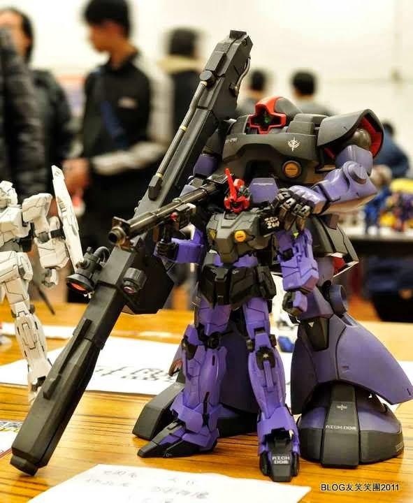 GUNDAM GUY: Gundam UC: HGUC Unicorn Gundam Customized Build - On