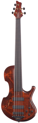 Bass of the year 2016 - NAMM Show 2016: Marleaux Contra 5 fretless #music #basses #guitar #namm #nammshow #fretless