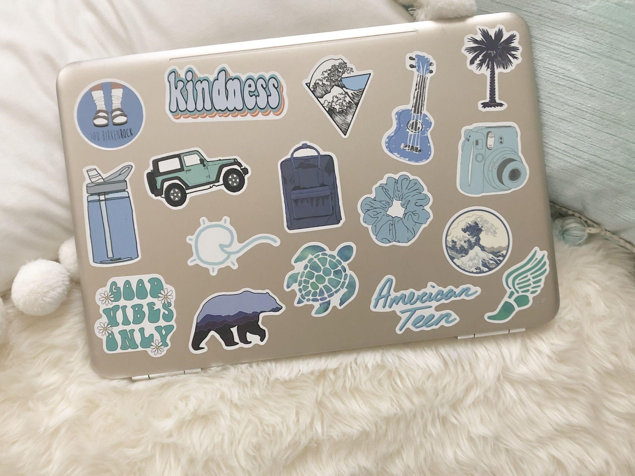 Am I Vsco Yet Laptop Stickers Diy Laptop Case Stickers Cute Laptop Stickers
