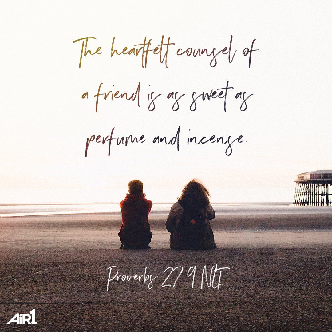 Proverbs 27 9 Friends Bible Verse Friendship Scripture Friendship Quotes
