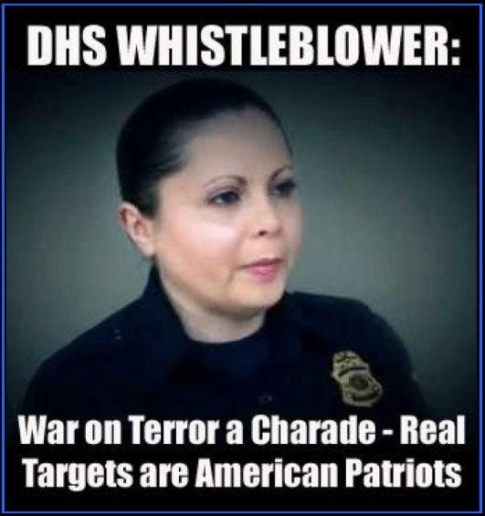 DHS Whistleblower