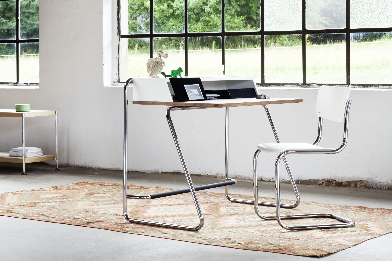 Thonet Stoel S43 : Bureau s stoel s thonet vesta design design bij