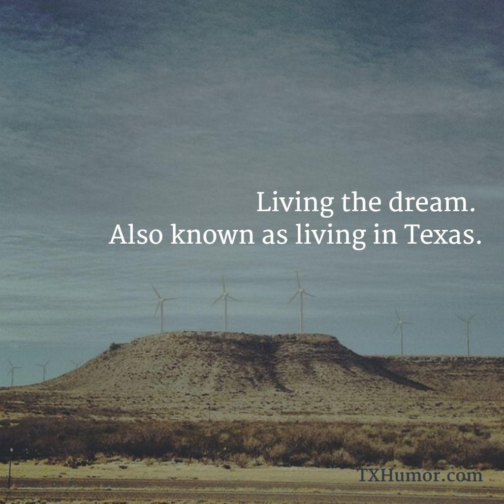 I'm living my dream!