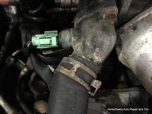 Radiator Hose Leak >> Radiator Hoses Can Start To Leak With Age Like This One